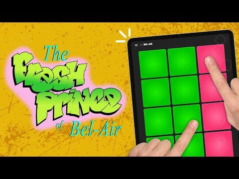 Fresh Prince Of Bel Air - Theme Song | SUPER PADS KIT BEL AIR