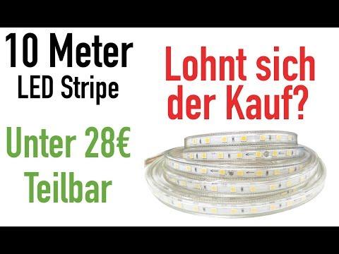 28€10M LED STRIPE: TOP ODER FLOP??