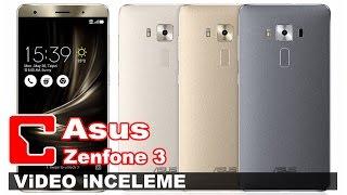 Asus Zenfone 3 Video İnceleme - Akıllı telefon