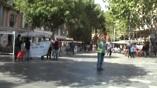 Protesta Semana 115 ( Iaioflautas Mallorca )