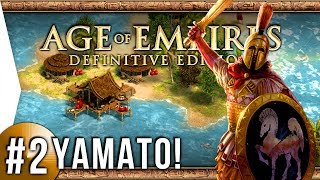 Artifacts in Paradise - Age of Empires: Definitive Edition ► #2 Island Hopping - [Yamato Campaign]