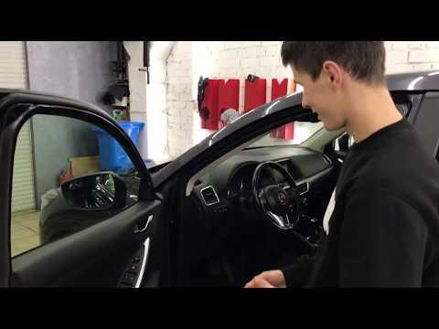 Как правильно снять обшивку водительской двери на Mazda CX-5 2015. Позитив Авто
