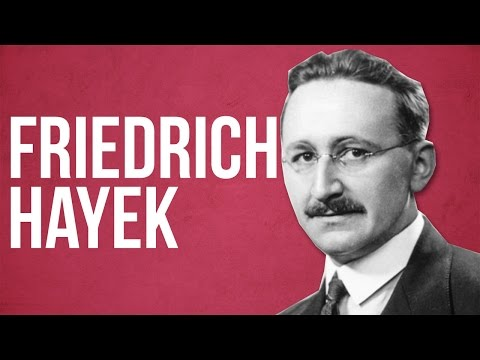 POLITICAL THEORY – Friedrich Hayek