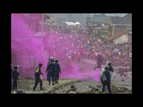 Families of U S  Personnel in Democratic Republic of Congo Ordered to Leave Amid Unrest