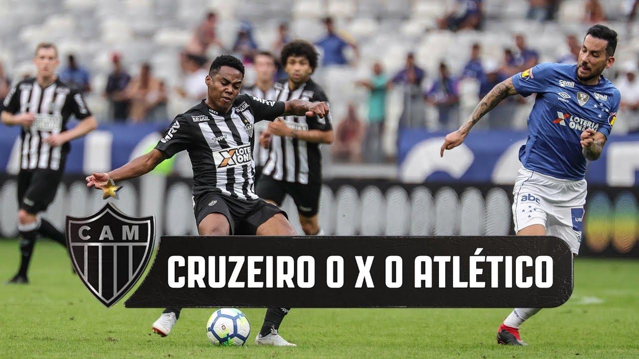 Atlético empata clássico no Mineirão e segue no G6 (16 09 2018 ... d7d2314058559