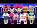 Play Doh Costumes L.O.L Surprise Doll Baby Alive Luxe Fanime Spice Baby Cat Foxy