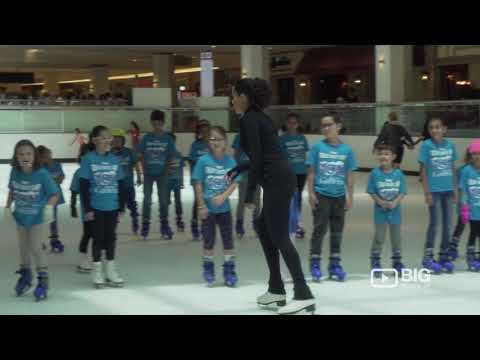 Ice at the Galleria, an Indoor Ice Skating Rink in Houston TX offering Ice Skating Classes