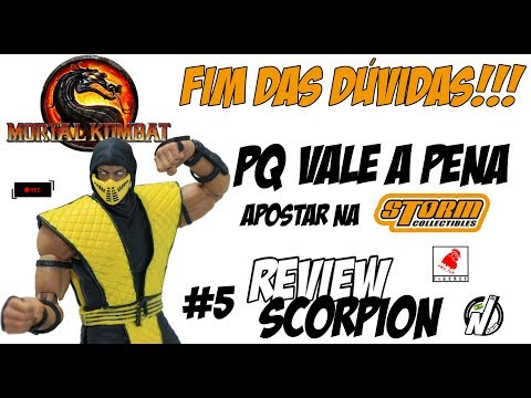 #5 VALE A PENA APOSTAR NA STORM? REVIEW SCORPION