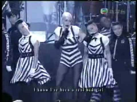 Gwen Stefani - 4 In The Morning / The Sweet Escape / Rich Girl (Live in Hong Kong)