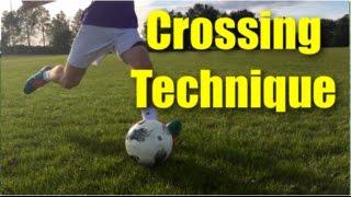 Download Video Crossing Technique Football | Part 1 MP3 3GP MP4