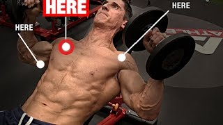 Dumbbell Bench Press (BETTER CHEST ACTIVATION!)