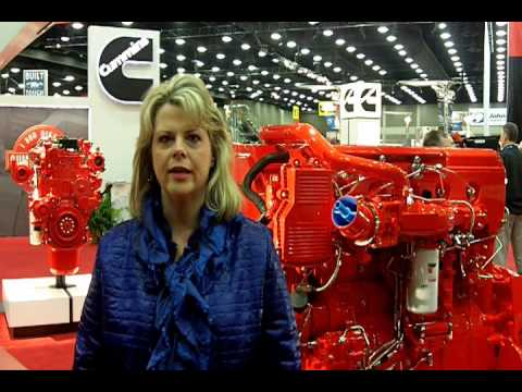 Tracey Thurman - 2013 Mid-America Truck Show - YouTube