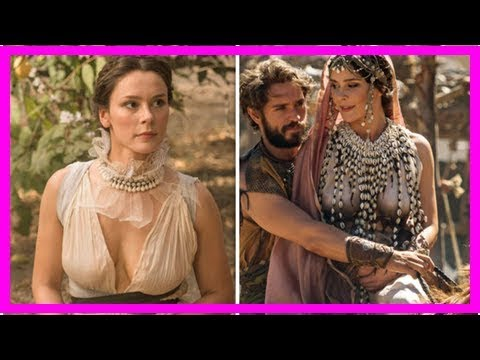 Troy: Fall of a City: Was Helen of Troy real? Is she based on a real person?