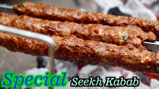 Seekh Kabab  Chicken Tikka &quot Tips &amp More