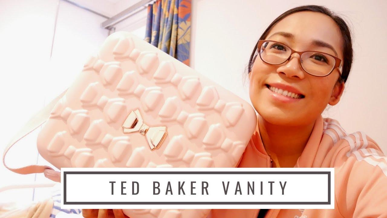 85fcd3243bbbe0 Ted baker beau beauty case - YouTube