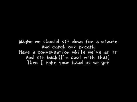 Jeff Bernet-Groovin' (Lyrics On Screen)