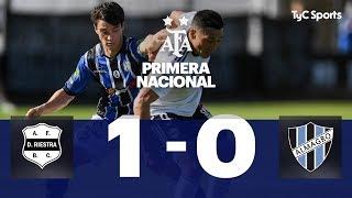 Deportivo Riestra 1 VS. Almagro 0 | Fecha 5 | Primera Nacional 2019/2020