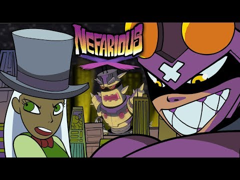 Nefarious - Good At Being Bad [Support The Patreon!]