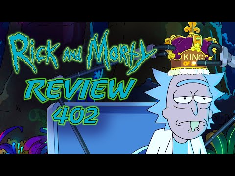 """Rick and Morty """"The Old Man and the Seat"""" REVIEW- Rick's Personal Relationships"""