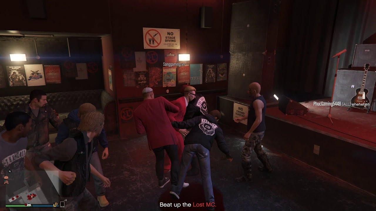 GTA 5 Online – Tổ Đội Cướp Ngân Hàng Mua Áo Giáp Bay :D