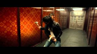 The Raid 2 Rama Vs. Hammer Girl & Baseball Bat Man Fight Scene [HD]