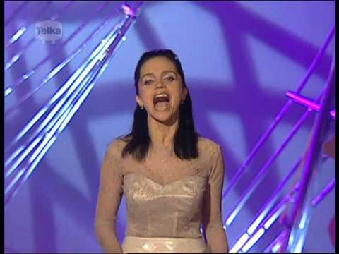 Lucie Bílá - Esemes (Český slavík 2001)