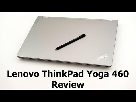Lenovo ThinkPad Yoga 460 Review