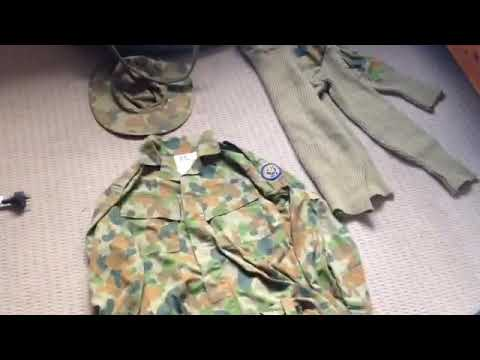 What You Get Issued When You Join | Australian Army Cadets