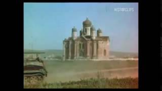 Цветная кинохроника военных лет