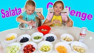 Cele mai bune BUCATARESE ! Salata de fructe Challenge