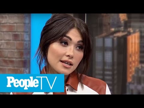 Daniella Pineda Dishes On Her Exciting Audition For 'Jurassic World' | PeopleTV
