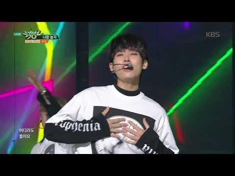 뮤직뱅크 Music Bank - 나랑 놀자 - SF9 (Let's Hang Out - SF9).20171013