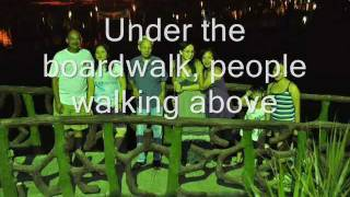 The Drifters - Under the Boardwalk (video lyrics)