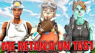 Fortnite Competitive Team with *skin* Recon expert Ghoul troper and Renegade Raider - Fortnite -1