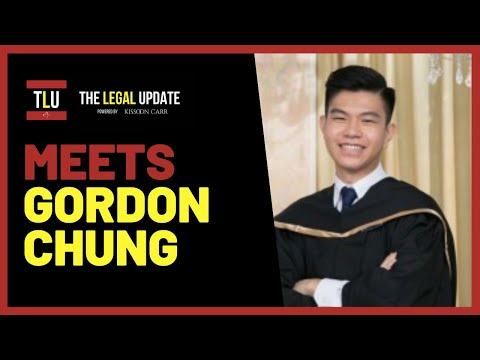 TLU Meets Gordon Chung