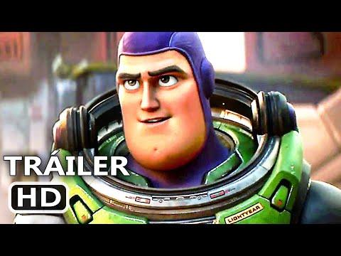 LIGHTYEAR Tráiler Español (Pixar, 2022)