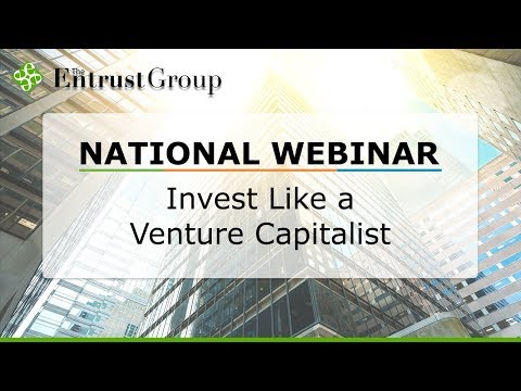 Invest like a Venture Capitalist