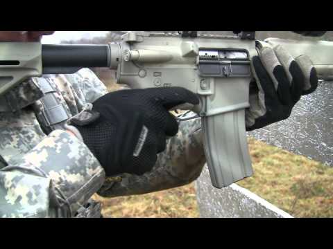 AR-15 Shooting Drill: Concerted Team Movement
