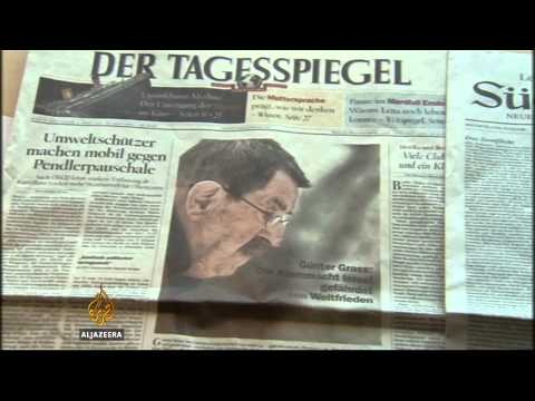 German Nobel Laureate Novelist Gunter Grass Dies At 87