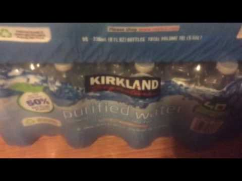 Kirkland purified water revolution review