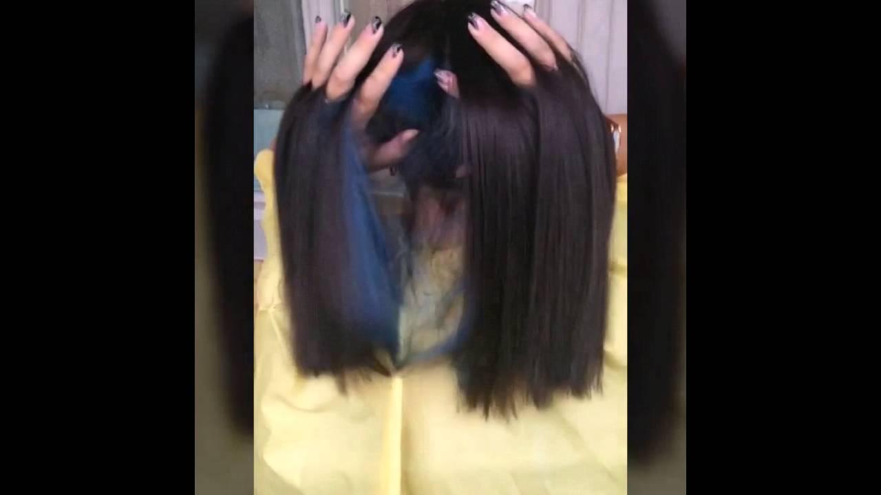 Скрытое окрашивание волос в домашних условиях