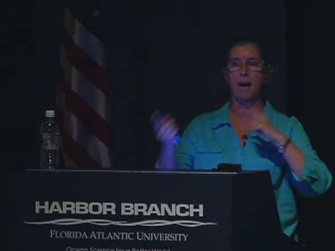 "Dr. Amy Wright - Florida Biotech: HBOI's Role in the New ""Life Sciences Cluster"""
