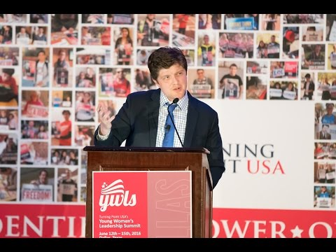 Buck Sexton at Turning Point USA's Young Women's Leadership Summit