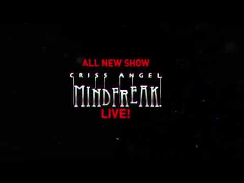 Criss Angel MINDFREAK® LIVE! - Video