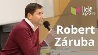 Robert Záruba – Přepište dějiny aneb sport v ČT | LIDÉ Z PRAXE