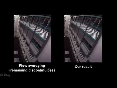 Panoramic Video from Unstructured Camera Arrays