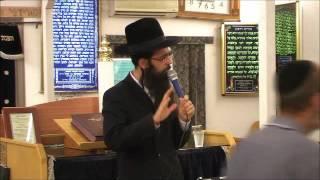 הרב יעקב בן חנן חודש אלול באילת