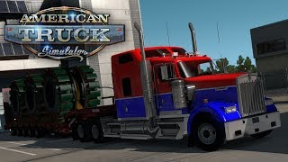 New Mexico Trips!! American Truck Simulator Mods #64
