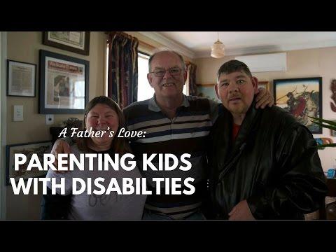 Parenting kids with disabilties