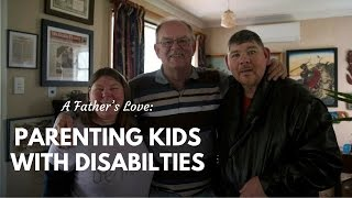 Parenting kids with disabilties
